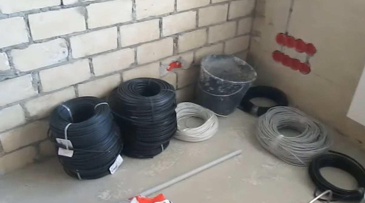 Полная замена электропроводки в квартире